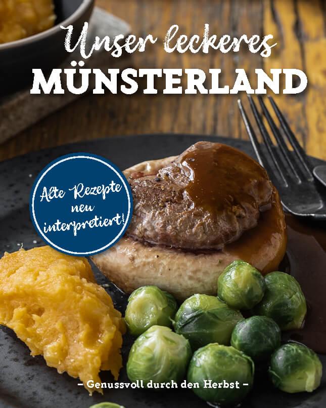 Unser leckeres Münsterland